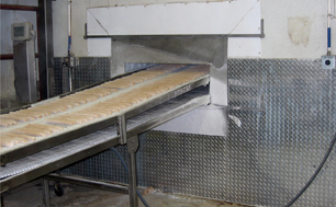 Desiccant Dehumidification for Frozen Food Plant